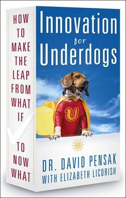 Innovation for Underdogs: How to Make the Leap from What If to Now What (Hardback)