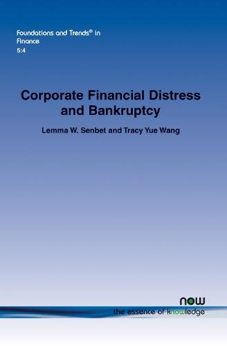 Corporate Financial Distress and Bankruptcy: A Survey - Foundations and Trends (R) in Finance (Paperback)