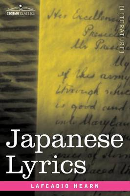 Japanese Lyrics (Paperback)