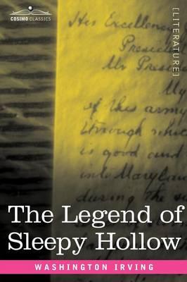 The Legend of Sleepy Hollow - Cosimo Classics Literature (Paperback)