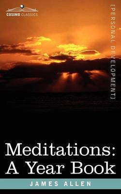 Meditations: A Year Book (Paperback)