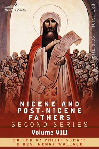 Nicene and Post-Nicene Fathers: Second Series, Volume VIII Basil: Letters and Select Works - Nicene and Post-Nicene Fathers. Second (Paperback)