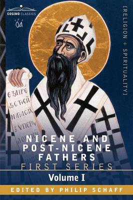 Nicene and Post-Nicene Fathers: First Series Volume I - The Confessions and Letters of St. Augustine (Paperback)