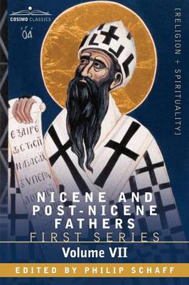 Nicene and Post-Nicene Fathers: First Series, Volume VII St. Augustine: Gospel of John, First Epistle of John, Soliliques (Paperback)