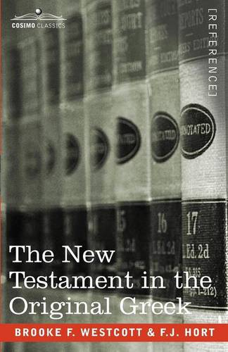 The New Testament in the Original Greek (Paperback)