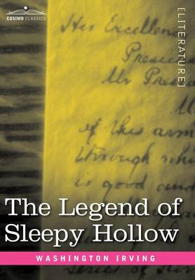 The Legend of Sleepy Hollow - Cosimo Classics Literature (Hardback)