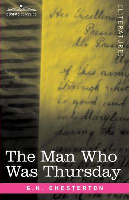 The Man Who Was Thursday (Paperback)