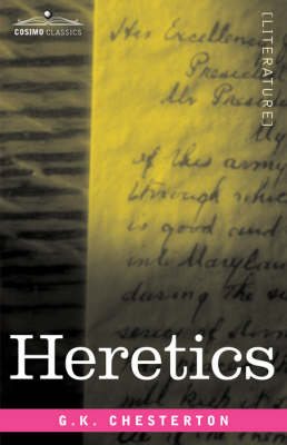 Heretics (Paperback)