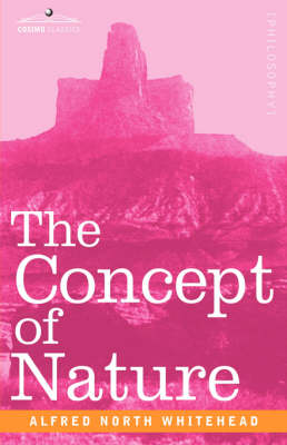 The Concept of Nature (Hardback)