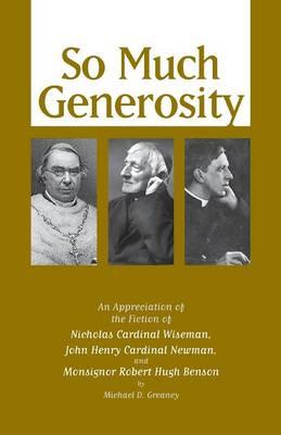 So Much Generosity (Paperback)
