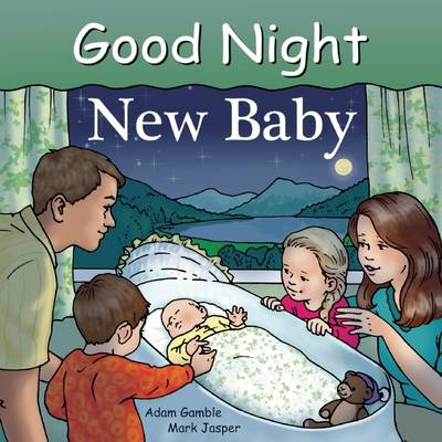 Good Night New Baby - Good Night Our World (Board book)