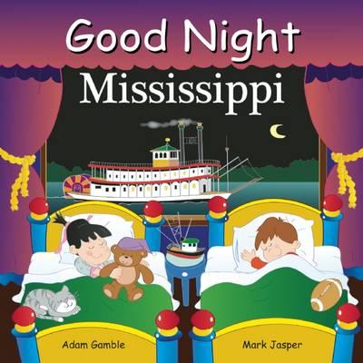 Good Night Mississippi (Board book)