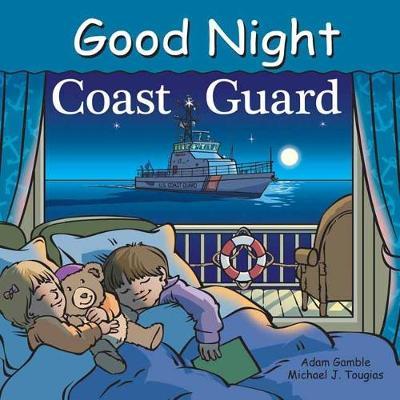 Good Night Coast Guard (Board book)