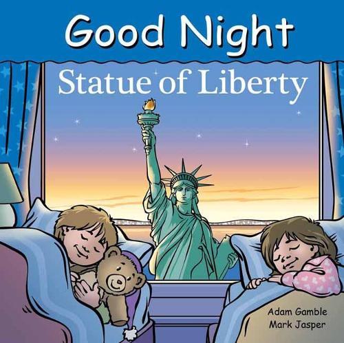 Good Night Statue Of Liberty (Board book)