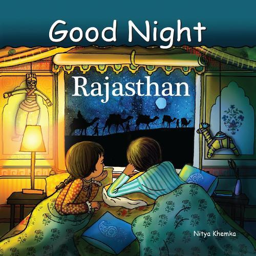 Good Night Rajasthan (Board book)