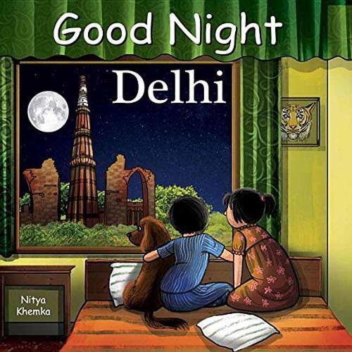 Good Night Delhi (Board book)
