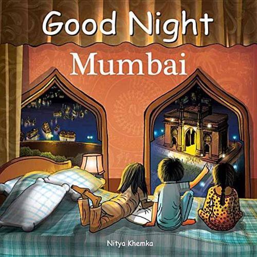 Good Night Mumbai (Board book)