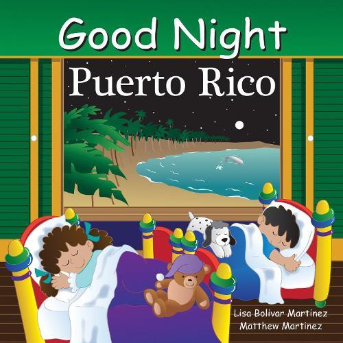 Good Night Puerto Rico (Board book)