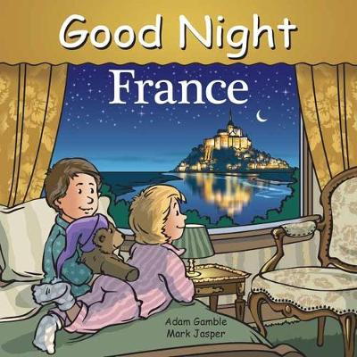 Good Night France - Good Night Our World (Board book)