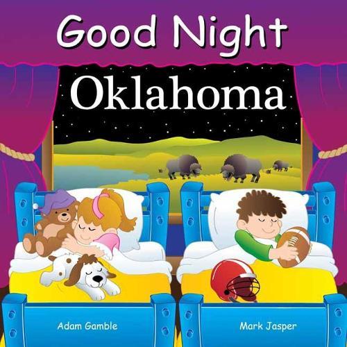 Good Night Oklahoma - Good Night Our World (Board book)