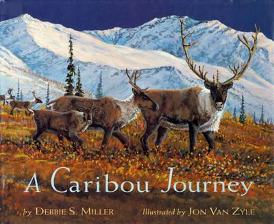 A Caribou Journey (Hardback)