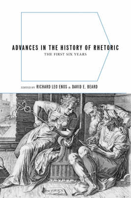 Advances in the History of Rhetoric: The First Six Years (Paperback)