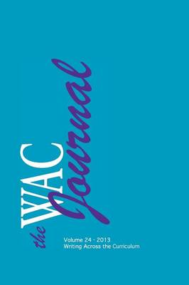 The Wac Journal 24 (Fall 2013) (Paperback)