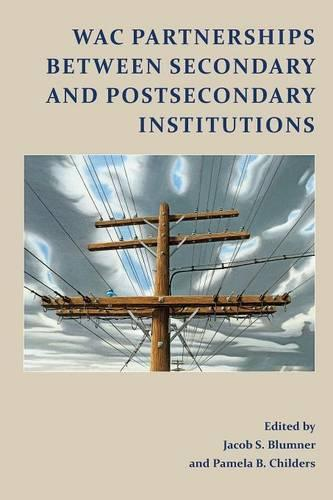 Wac Partnerships Between Secondary and Postsecondary Institutions (Paperback)