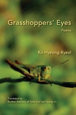 Grasshoppers' Eyes: Poems (Paperback)