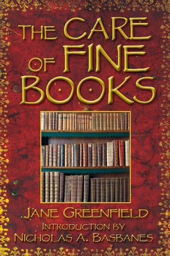 The Care of Fine Books (Paperback)
