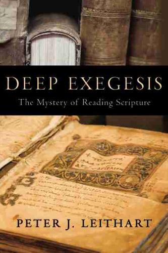 Deep Exegesis: The Mystery of Reading Scripture (Paperback)