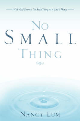 No Small Thing (Paperback)