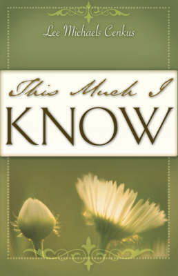 This Much I Know (Paperback)