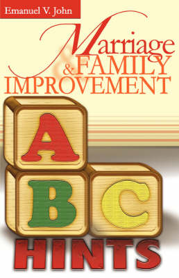 Marriage & Family Improvement (Paperback)
