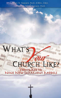 What's Your Church Like? (Paperback)