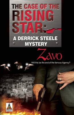 Case of the Rising Star: A Derrick Steele Mystery (Paperback)