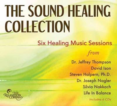 The Sound Healing Collection: Six Healing Music Sessions (CD-Audio)