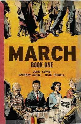 March Book One (Paperback)
