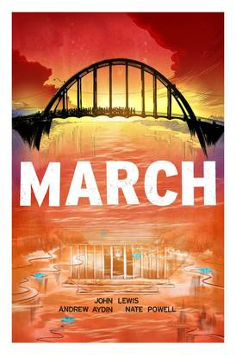 March (Trilogy Slipcase Set) (Paperback)