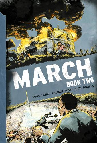 March Book Two (Paperback)