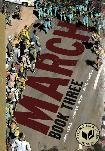 March Book Three (Paperback)