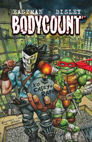 Teenage Mutant Ninja Turtles Bodycount (Hardback)