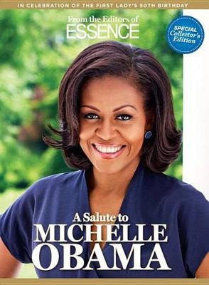 Essence: A Salute to Michelle Obama (Hardback)