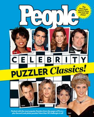 The People Celebrity Puzzler Classics! (Paperback)