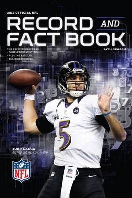 NFL Record and Fact Book 2013 (Paperback)