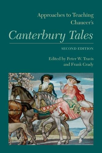 Approaches to Teaching Chaucer's Canterbury Tales - Approaches to Teaching World Literature S. (Paperback)