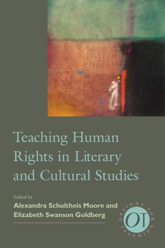 Teaching Human Rights in Literary and Cultural Studies - Options for Teaching (Paperback)