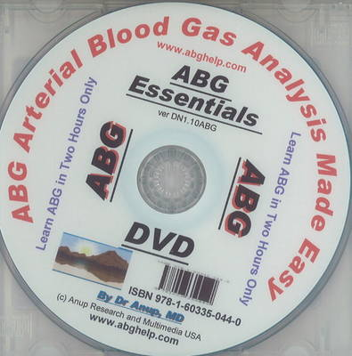 ABG - Arterial Blood Gas Analysis Made Easy: Essentials of ABG - DN1.1 (DVD)