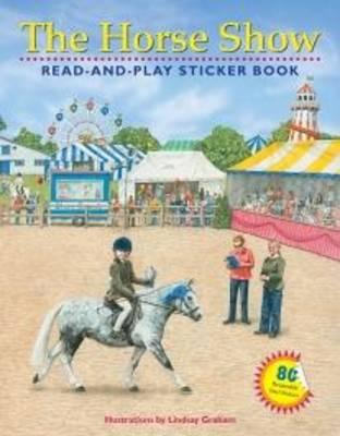 The Horse Show Read and Play Sticker Book (Paperback)