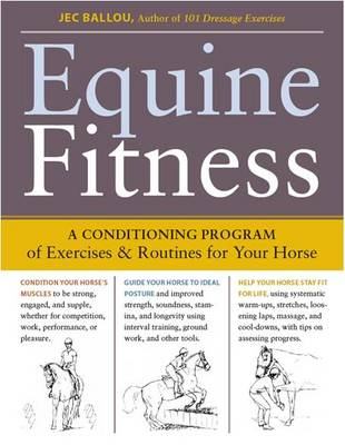 Equine Fitness: a Conditioning Program (Paperback)